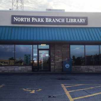 Photo of North Park Branch Library in North Delaware, Buffalo