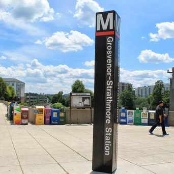 Photo of GROSVENOR METRO STATION in North Bethesda