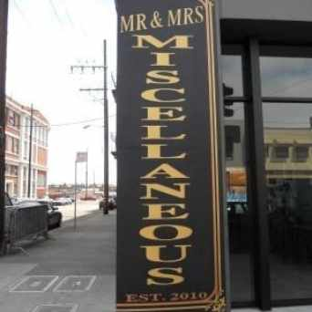 Photo of Mr. and Mrs. Miscellaneous in Dogpatch, San Francisco