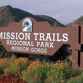 Photo of Mission Trails Regional Park in San Diego