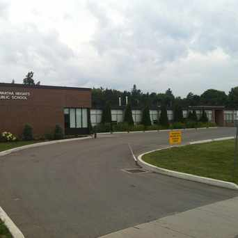 Photo of Kawartha Heights Public School in Peterborough