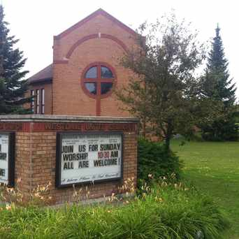 Photo of Westdale United Church in Peterborough