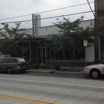 Photo of Kenton Library branch in Kenton, Portland