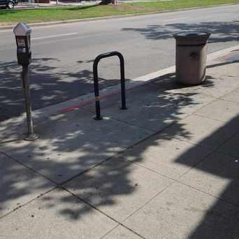 Photo of Bike racks in Brentwood, Los Angeles