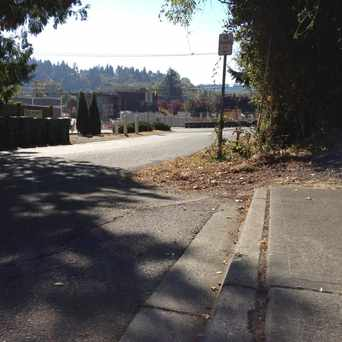 Photo of Abruptly-ending Sidewalk in Bothell