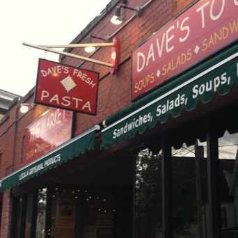 Photo of Dave's Fresh Pasta in Somerville