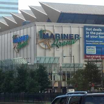 Photo of 1st Mariner Arena in Downtown, Baltimore