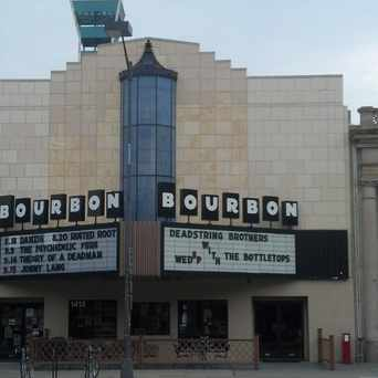 Photo of The Bourbon Theatre in Downtown, Lincoln