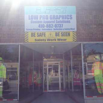 Photo of Low Pro Graphics in Parkville