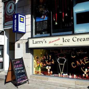 Photo of Larry's Ice Cream in Dupont Circle, Washington D.C.
