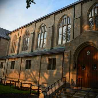 Photo of Knox Presbyterian Church in Hyde Park, Cincinnati