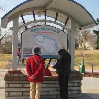 Photo of Heritage Trail in Fredericksburg