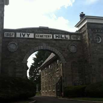 Photo of Ivy Hill Cemetery in Cedarbrook - Stenton, Philadelphia