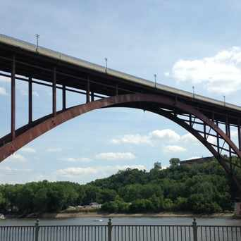 Photo of High Bridge in West Seventh, St. Paul