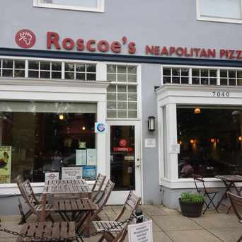 Photo of Roscoe's Pizzeria in Takoma Park