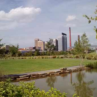 Photo of Railroad Park in Five Points South, Birmingham