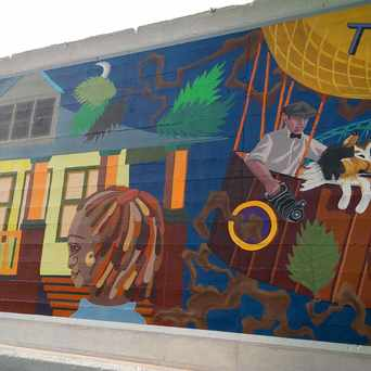 Photo of Great Mural Wall in Topeka