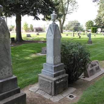 Photo of Meridian Cemetery in Meridian