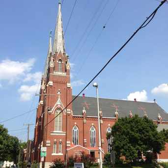 Photo of St Joseph Church in Butchertown, Louisville-Jefferson
