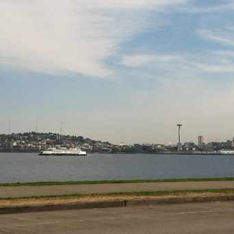 Photo of ALKI AVE SW & HARBOR AVE SW in Alki, Seattle