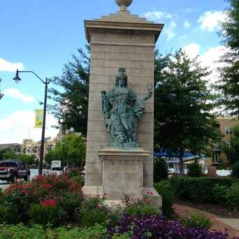 Photo of Justice Monument At Atlantic Station in Atlantic Station, Atlanta
