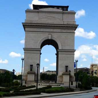Photo of Millennium Gate Museum in Atlantic Station, Atlanta
