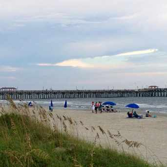 Photo of Springmaid Pier in Myrtle Beach