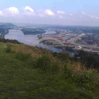 Photo of Point of View Park in Duquesne Heights, Pittsburgh