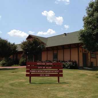 Photo of Allen Heritage Center in Allen