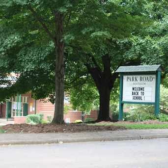 Photo of Park Road Elementary School in Freedom Park, Charlotte