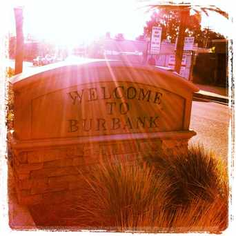 Photo of Welcome to Burbank in Chandler Park, Burbank