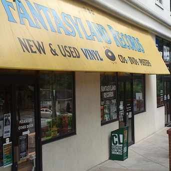 Photo of Fantasyland Records in Buckhead Village, Atlanta
