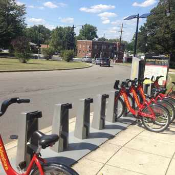 Photo of Capital Bikeshare: Randle Circle & Minnesota Ave NE in Fort Dupont, Washington D.C.