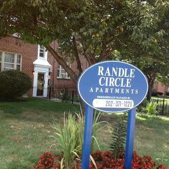 Photo of Randle Circle Apartments in Fort Dupont, Washington D.C.