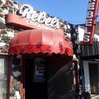 Photo of Rebel's Cocktail Lounge in Coastal San Pedro, Los Angeles