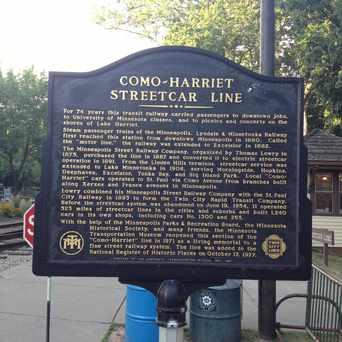 Photo of Como Streetcar in Linden Hills, Minneapolis