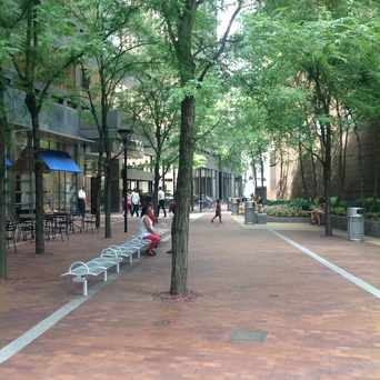 Photo of A Pocket Park in Downtown, Boston