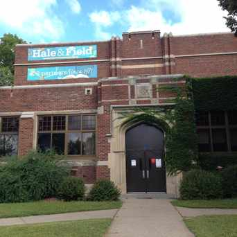 Photo of Hale Elementary School in Hale, Minneapolis