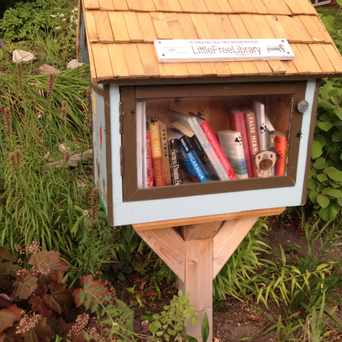 Photo of Little Free Library in Hale, Minneapolis
