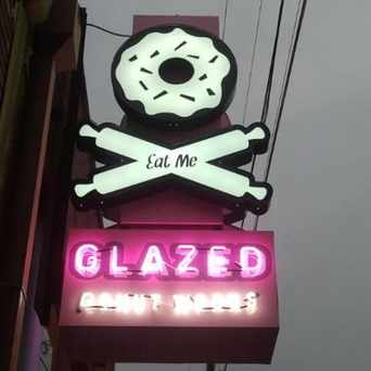 Photo of Glazed Donut Works in Deep Ellum, Dallas