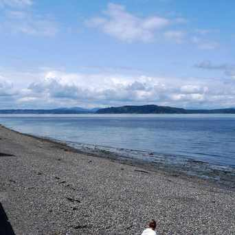 Photo of Alki Beach Park in Alki, Seattle