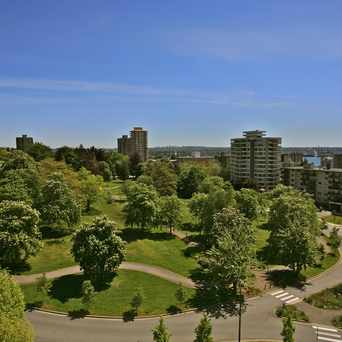 Photo of Victoria Park in North Vancouver