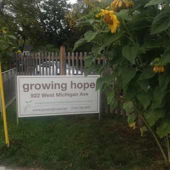 Photo of Growing Hope in Ypsilanti