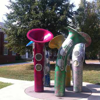 Photo of Hyattsville Justice Center, Art In Public Places in Hyattsville
