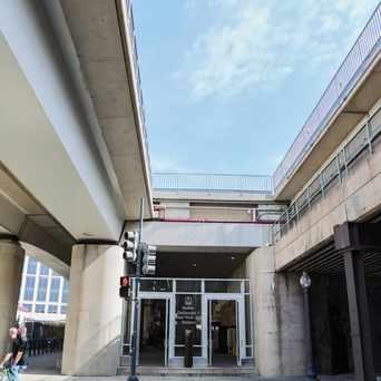 Photo of NOMA-GALLAUDET U (NEW YORK AVE) METRO STATION in H Street-NoMa, Washington D.C.