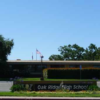 Photo of Oak Ridge High School in El Dorado Hills