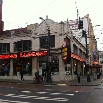 Photo of Bergman Luggage in Belltown, Seattle