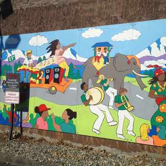 Photo of Mural at 23rd & Union in Central District, Seattle