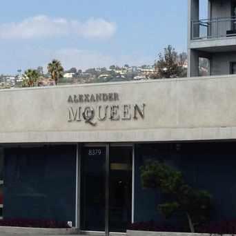 Photo of Alexander McQueen in Mid-City West, Los Angeles