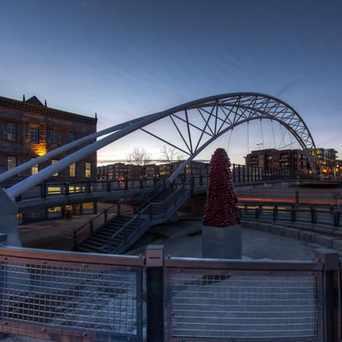 Photo of Highland Pedestrian Bridge in Highland, Denver